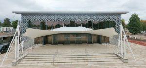 Textile Architecture Tensil Structures